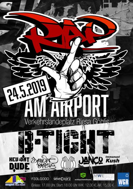 RAP am Airport