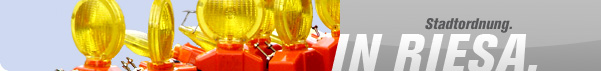 Stadtordnung. In Riesa. | photocase.com | © time2share