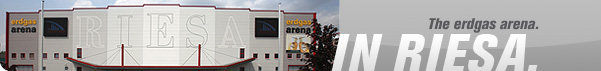 The erdgas arena. In Riesa. | � Fotostudio Schr�ter